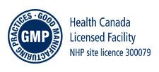 GMP- Health Canad Licensed Facility